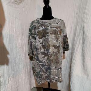 Carhartt Camouflage T-shirt